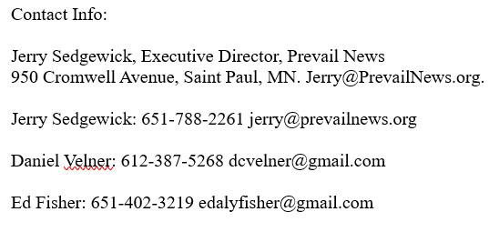 Contact info Jerry Sedgewick