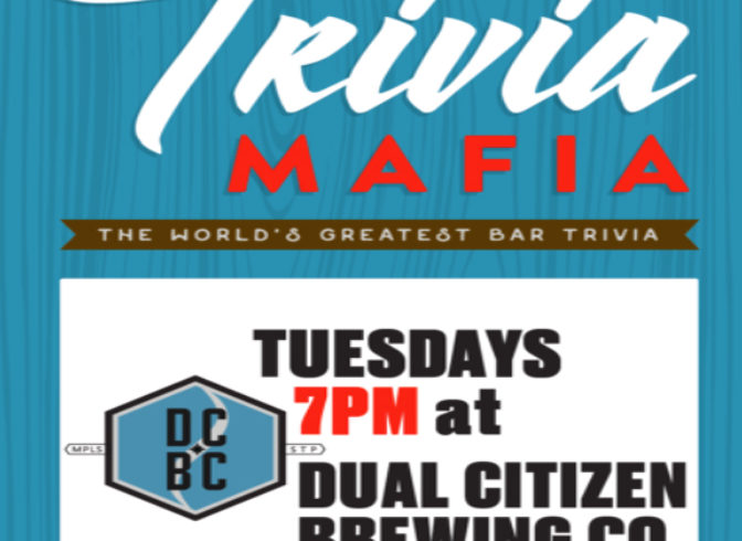 Trivia Mafia at Dual Citizen