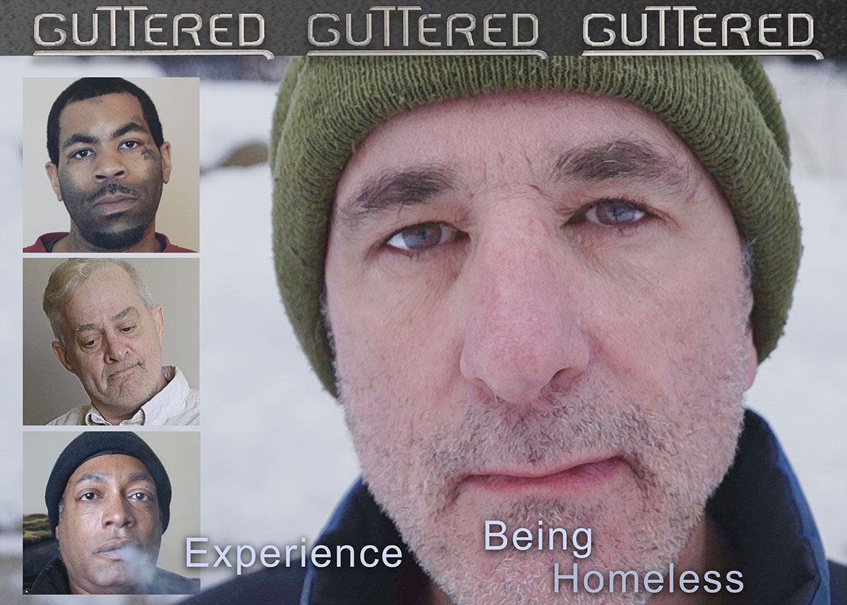 Picture of participants in the documentary Guttered.