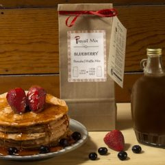Picture of blueberry pancake mix