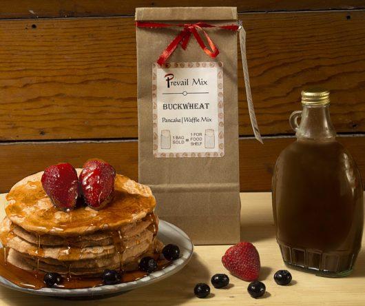 Picture of Buckwheat pancake mix